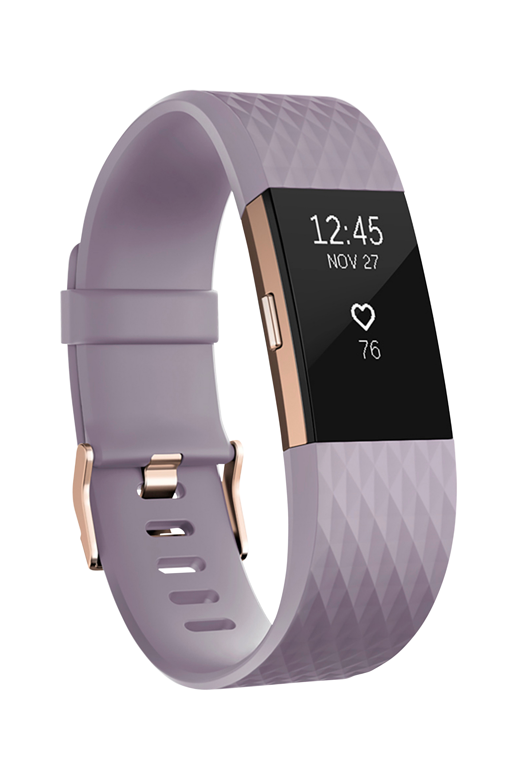 Charge 2 -aktiivisuusranneke Lavender Rose Gold Small