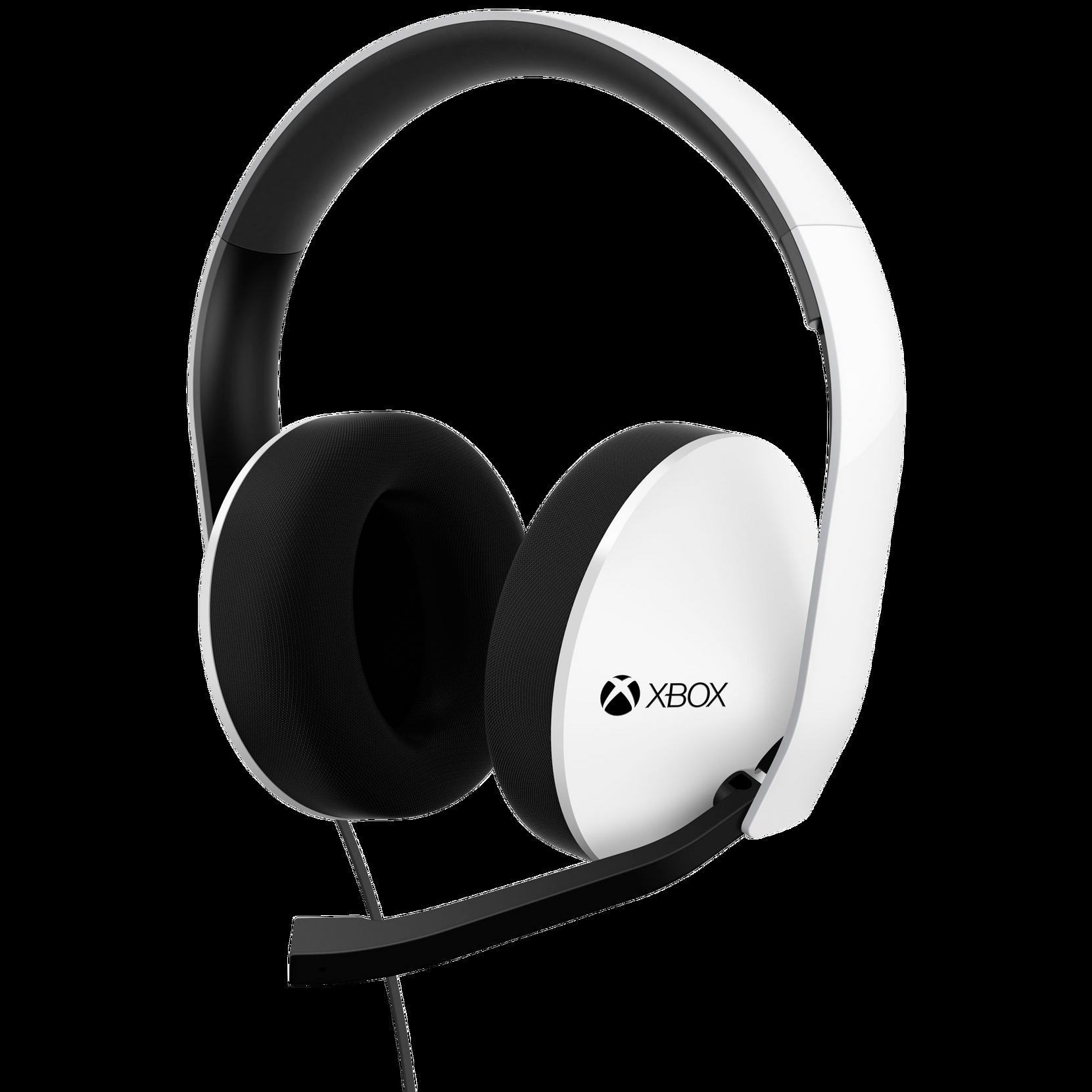 Xbox One Stereo Headset White Microsoft Spiltilbehør til Boligen i Xbox one stereo headset white