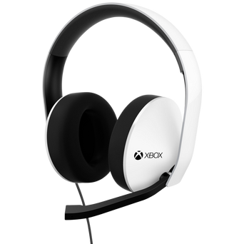 Xbox One Stereo Headset White
