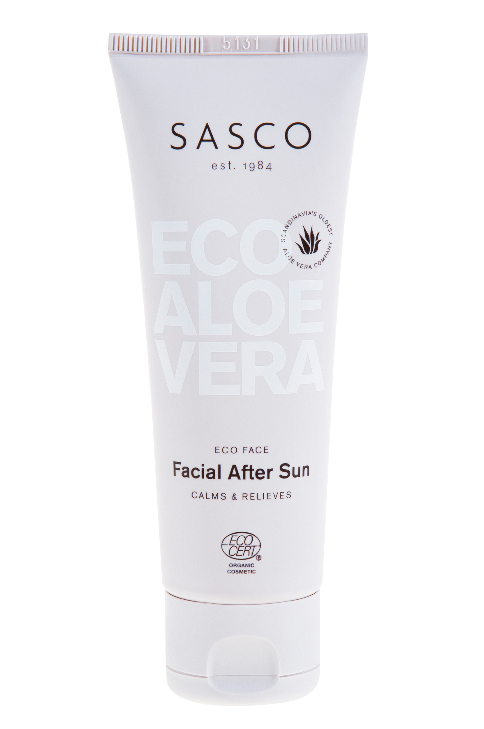 Eco Face Facial After Sun