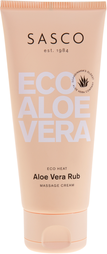 Eco Heat Aloe Vera Rub