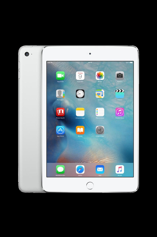 iPad mini 4, 32 Gt, WiFi/4G, Hopea