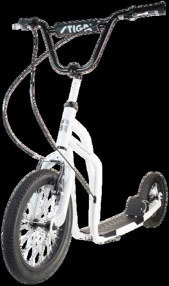 Air Scooter 16 , valkoinen