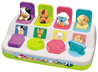 Pop UP Farm Animals