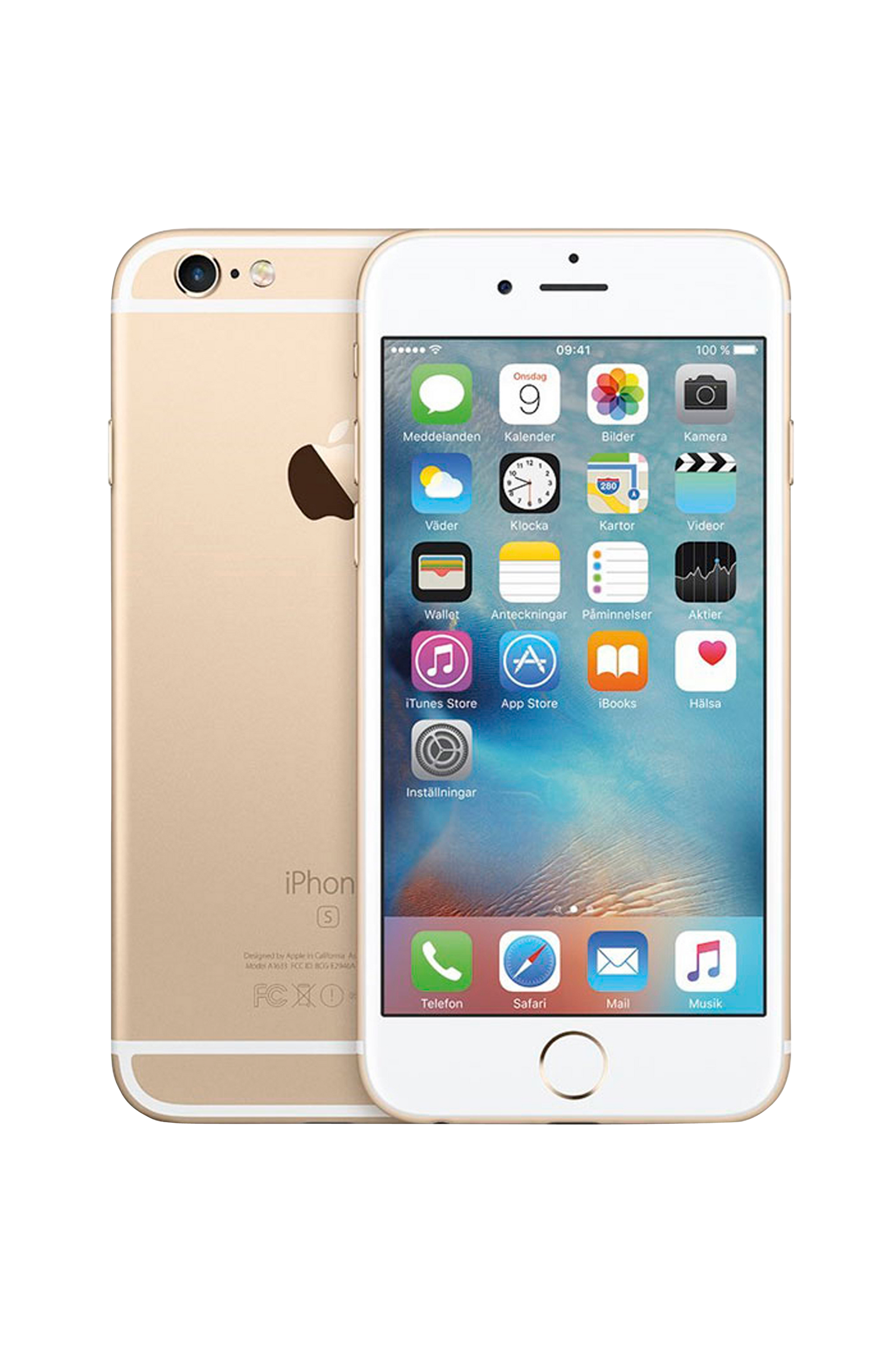 iPhone 6s 128 Gt Gold