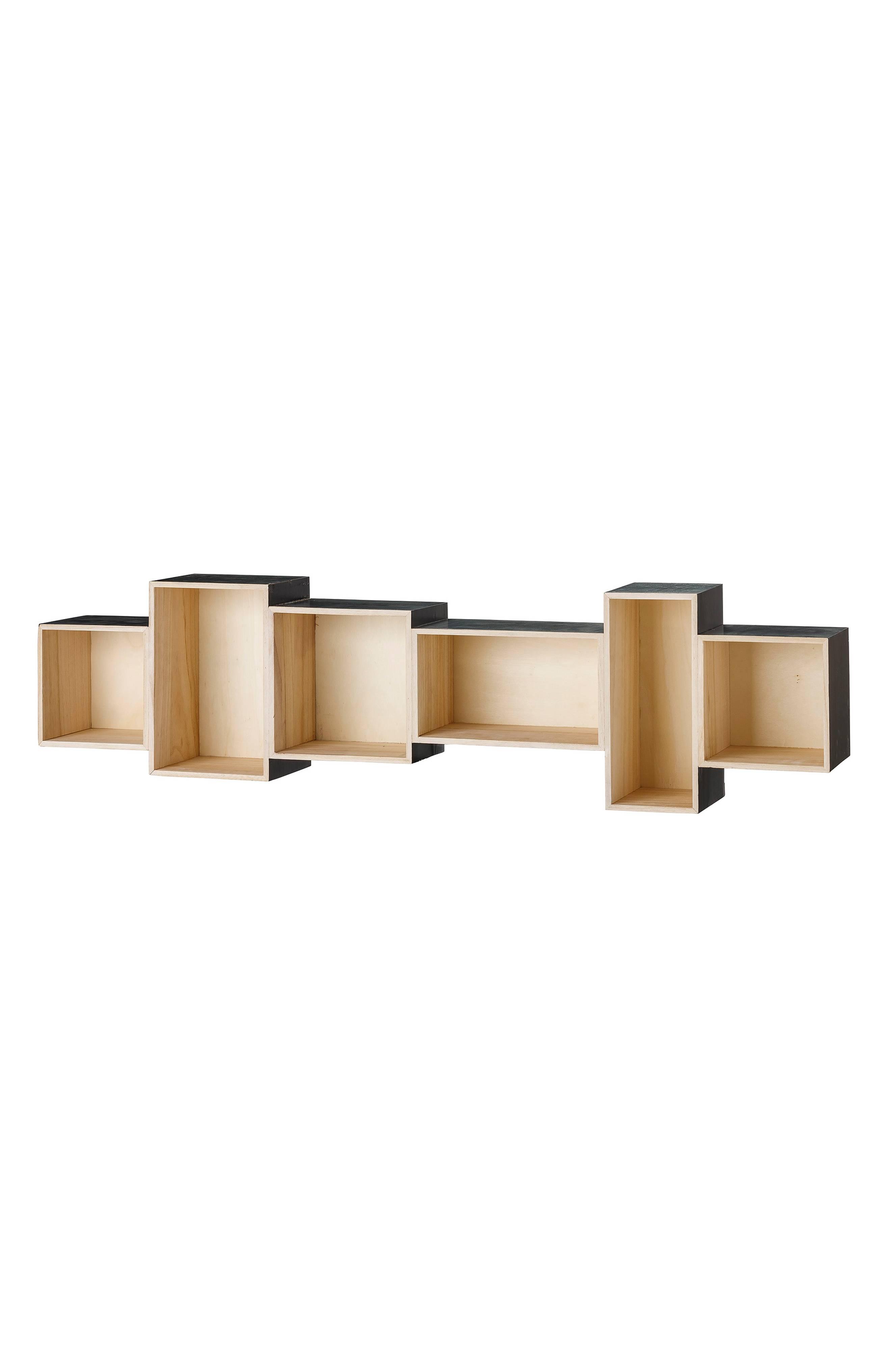 Modernistisk Bloomingville Hylle Rektangel - Svart - Hjem & innredning - Ellos.no HD-28