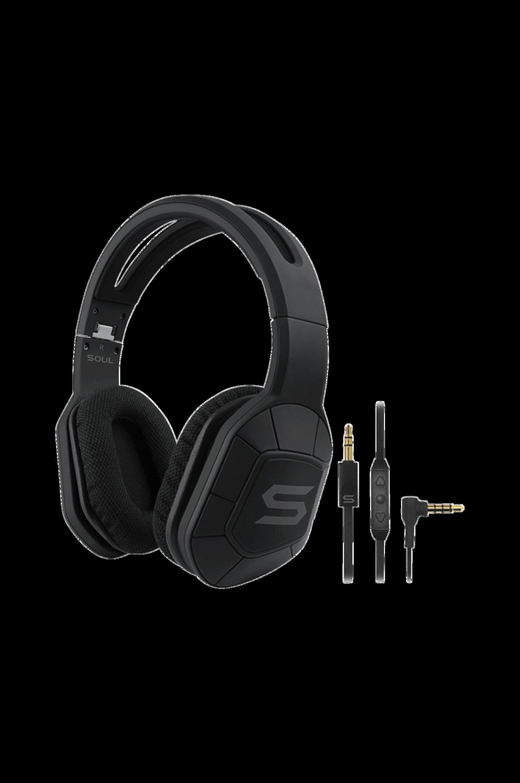 Combat + -kuulokkeet, Storm Black (SC21BK)