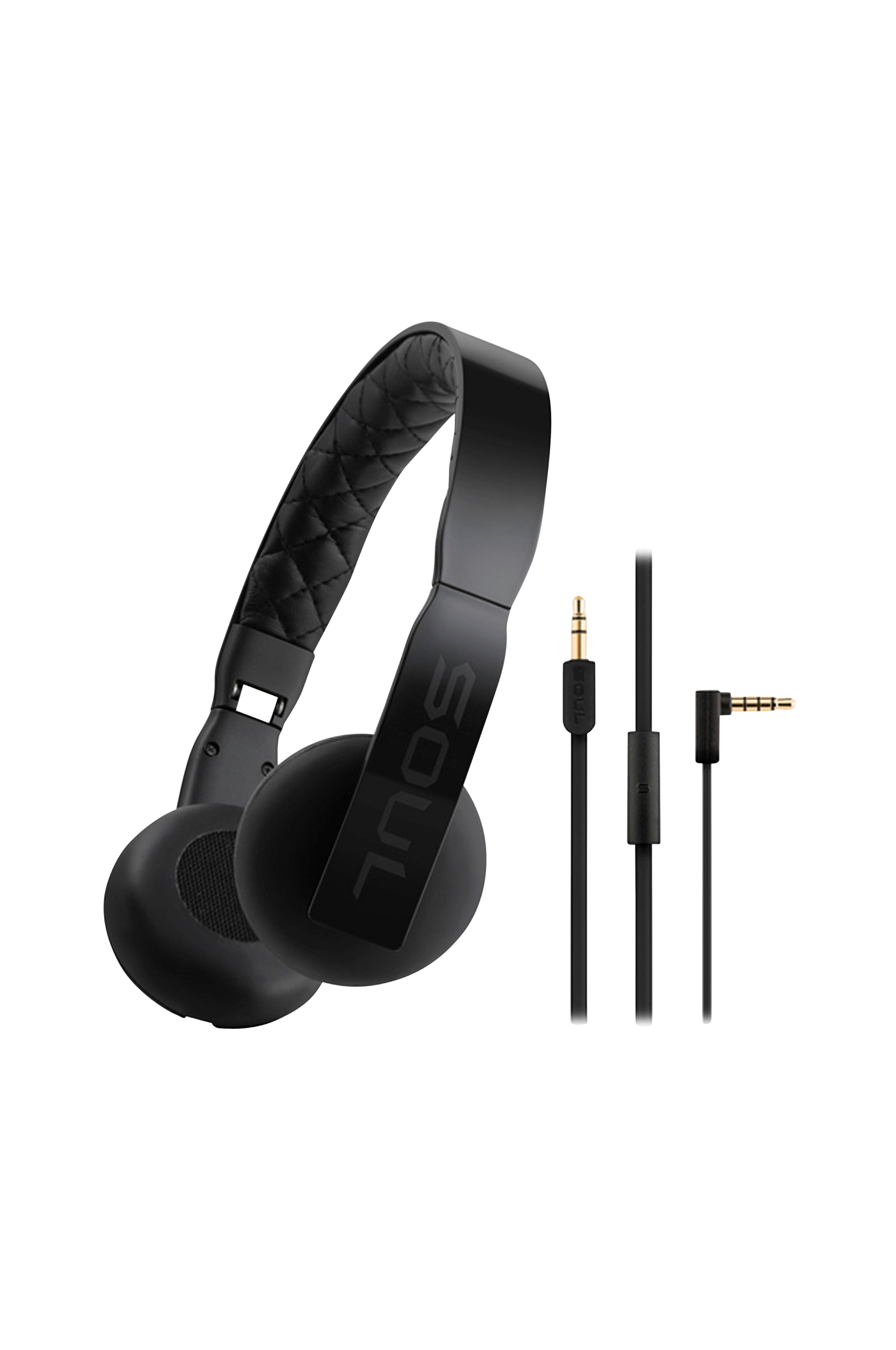 Loop On-Ear -kuulokkeet, Black (SL22BK)