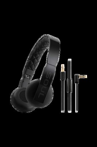 Loop On-Ear -kuulokkeet, Black (SL22BK)
