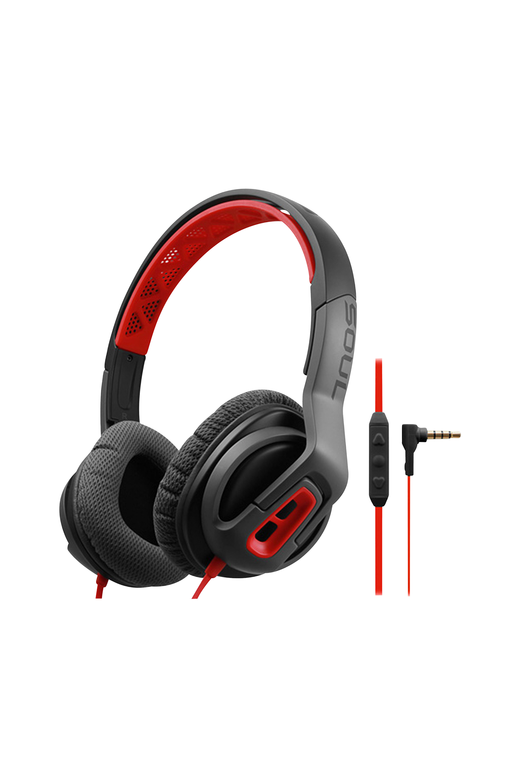 Headset Transform Fire Red (ST20BRA)