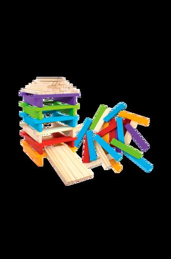 Jaba-rakennuspalikat puuta