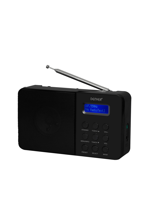 DAB+ FM-radio Denver CD & radio til Boligen i
