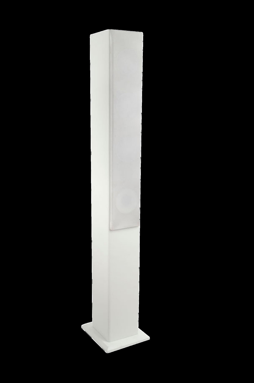 Bluetooth-kaiutintorni, valkoinen AST100