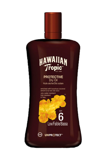 Protective Dry Oil Spf 6