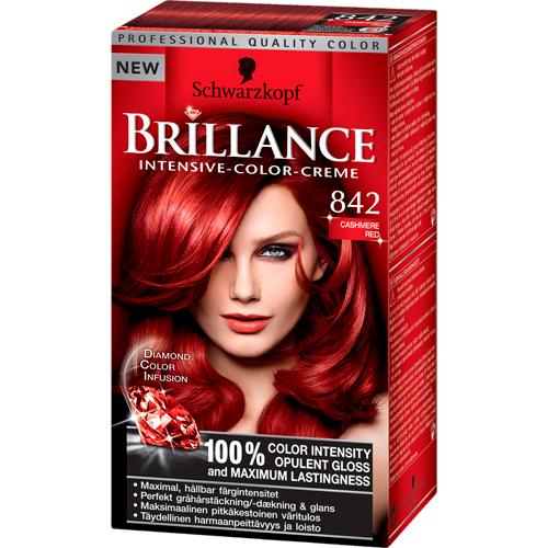Brill 842, kashmirin punainen