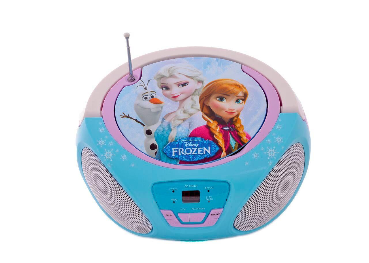 Frozen Boombox