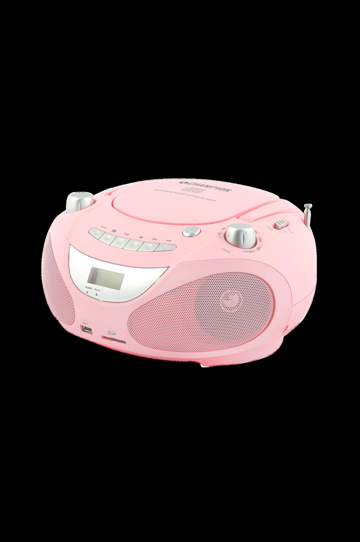 CD-soitin/radio/MP3/USB, pinkki ABB200P