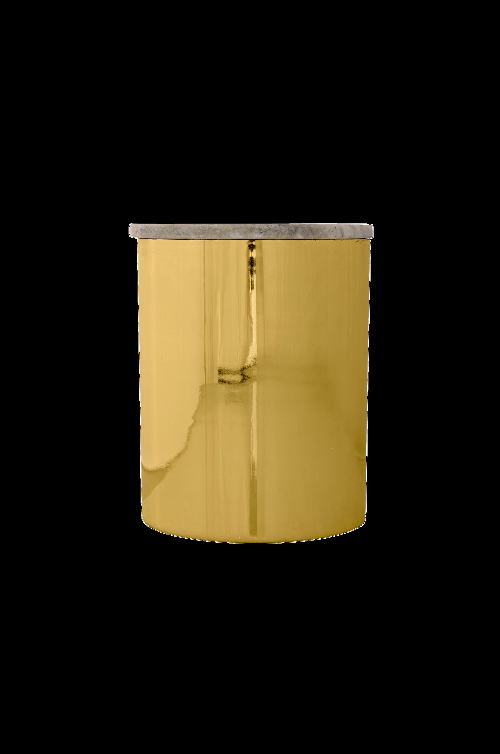 Krukke Jar Bloomingville Småopbevaring til Boligen i Guldfarvet