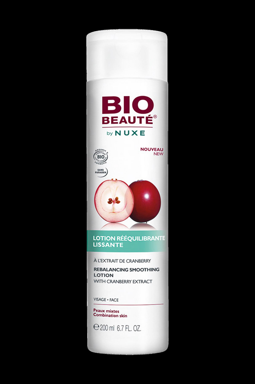 Rebalancing Smoothing Lotion Anigtsvand Bio Beaute by NUXE Renseprodukter til Kvinder i
