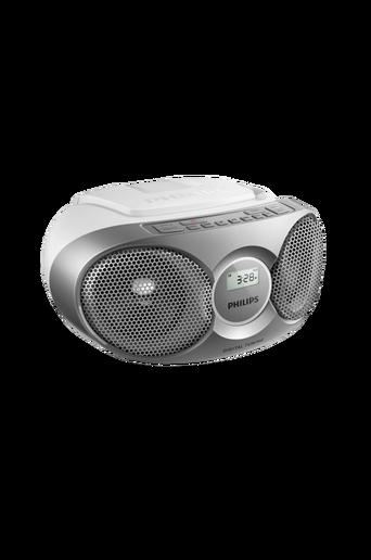 CD Soundmachine -soitin AZ215,hopea