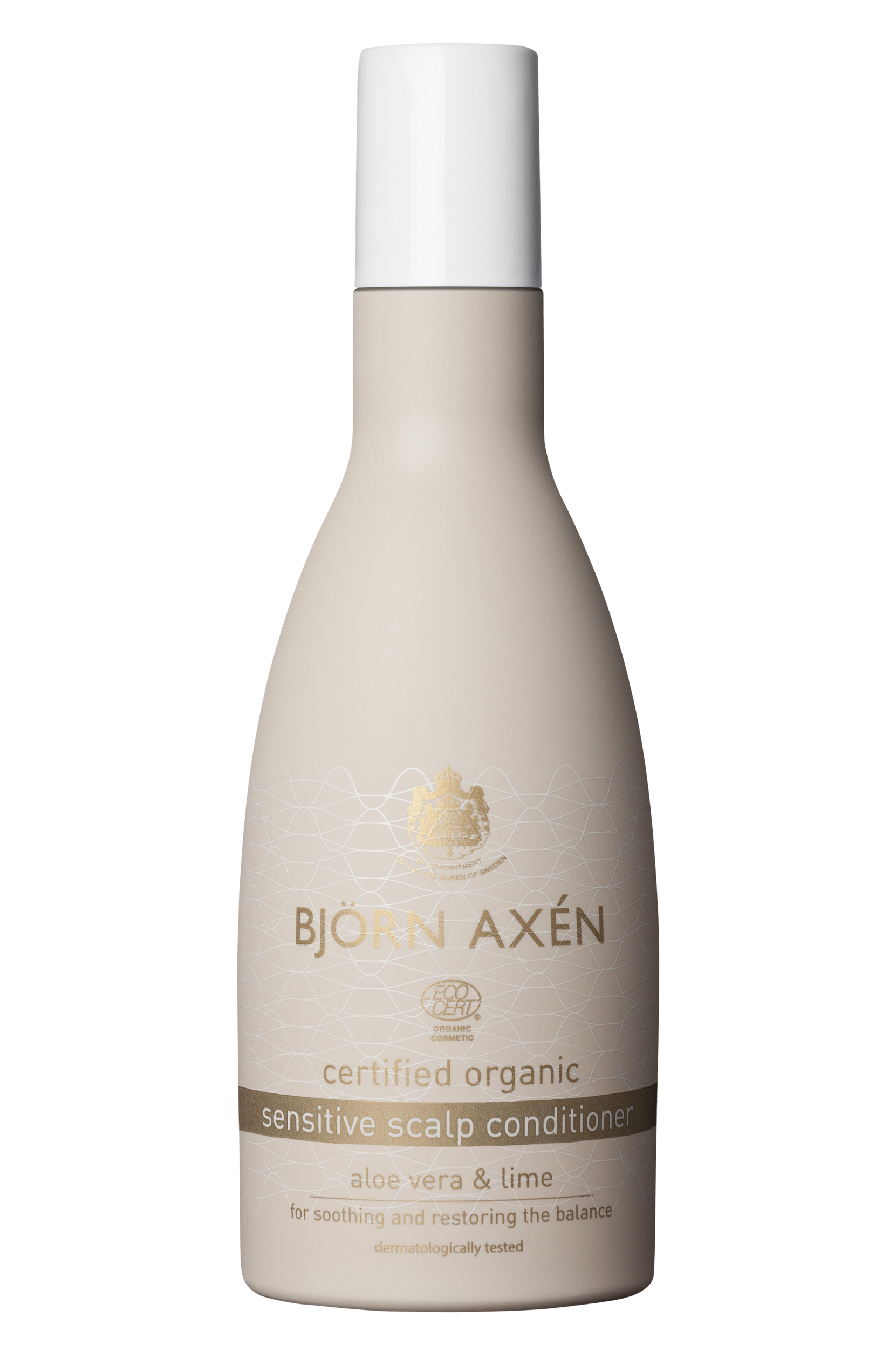Certified Organic Conditioner Sensitive Scalp, 250 ml