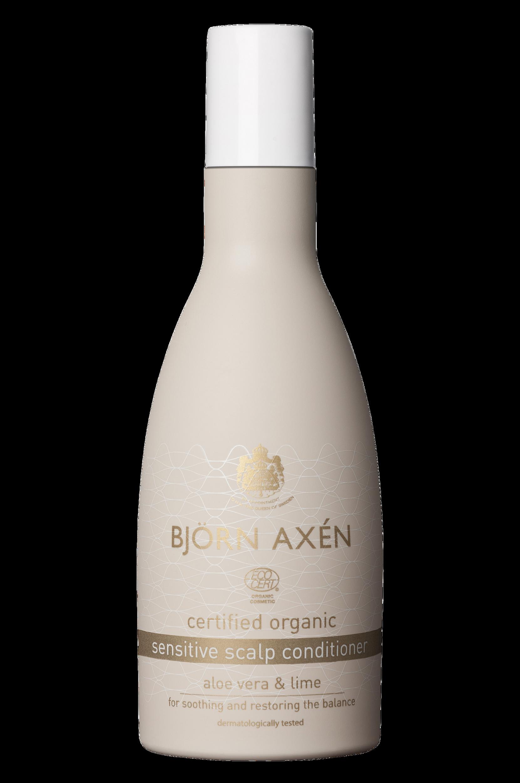 Certified Organic Conditioner Sensitive Scalp, 250 ml