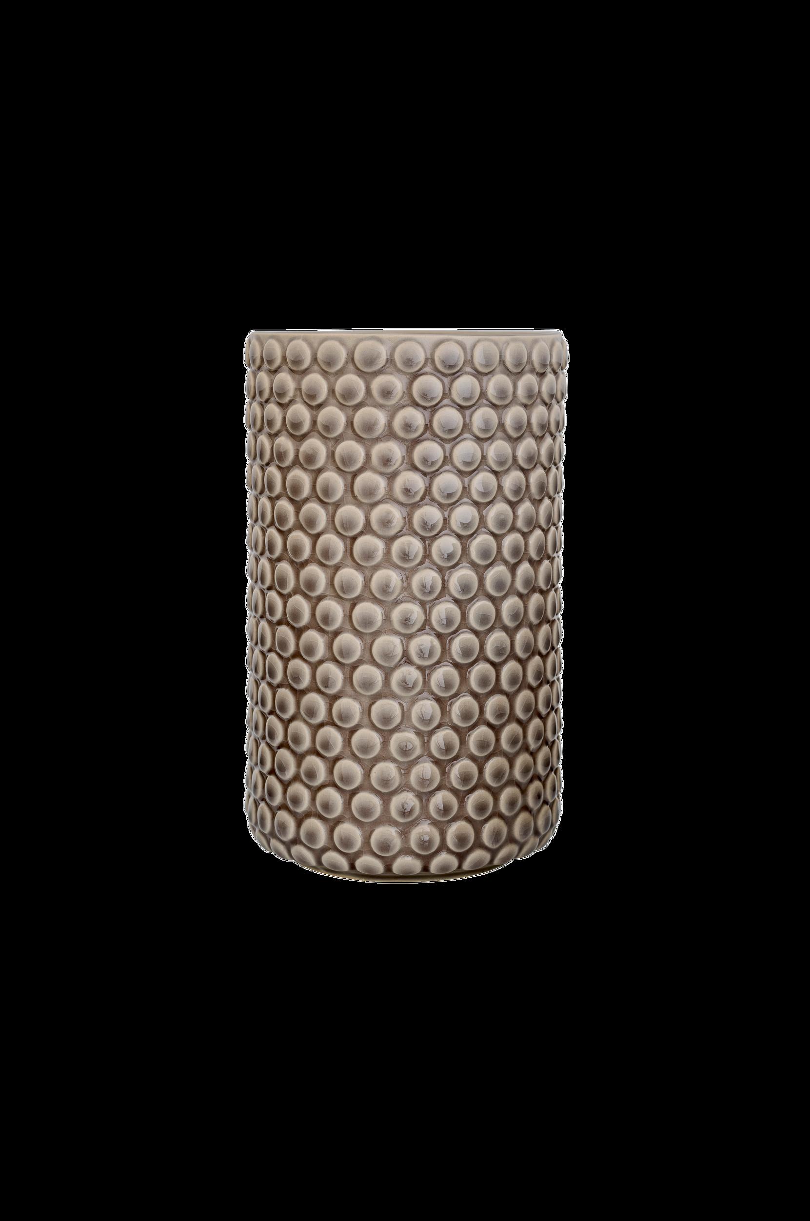 Vase Bubbel Bloomingville Potteskjulere & vaser til Boligen i Beige