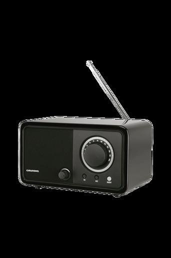 TR1200 Radio FM, musta