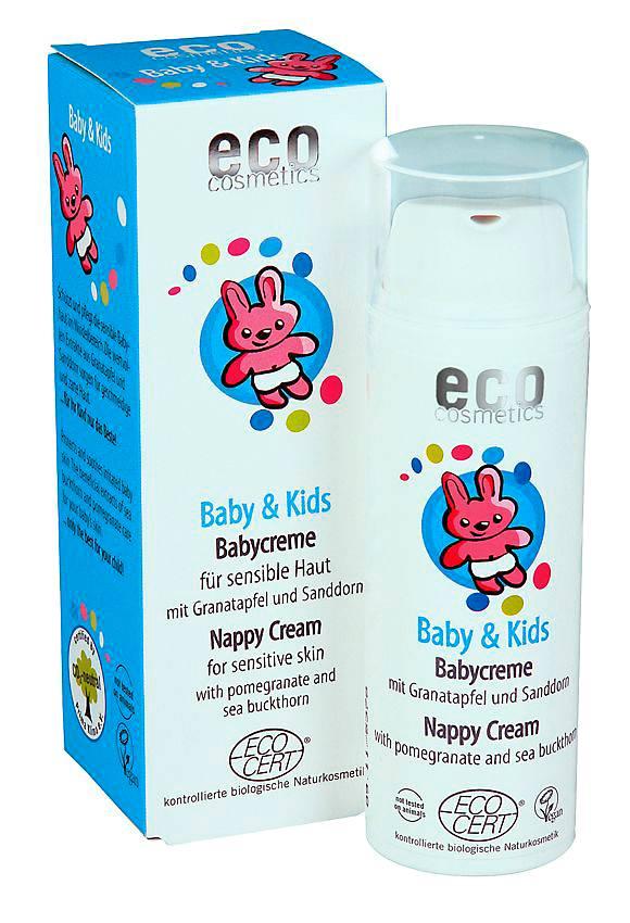 Vauvan hoitovoide, 50 ml, luomu