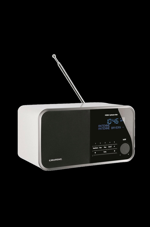 TR2200 FM-/DAB+-radio, valkoinen (GRR2820)