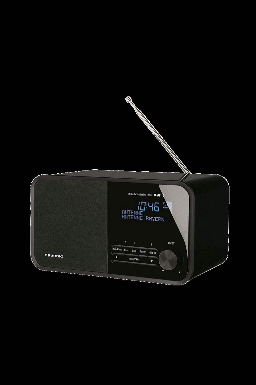 TR2500 FM-/DAB+-/Bluetooth-radio (GRR3000)