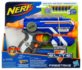 Nerf N Strike Elite Firestrike