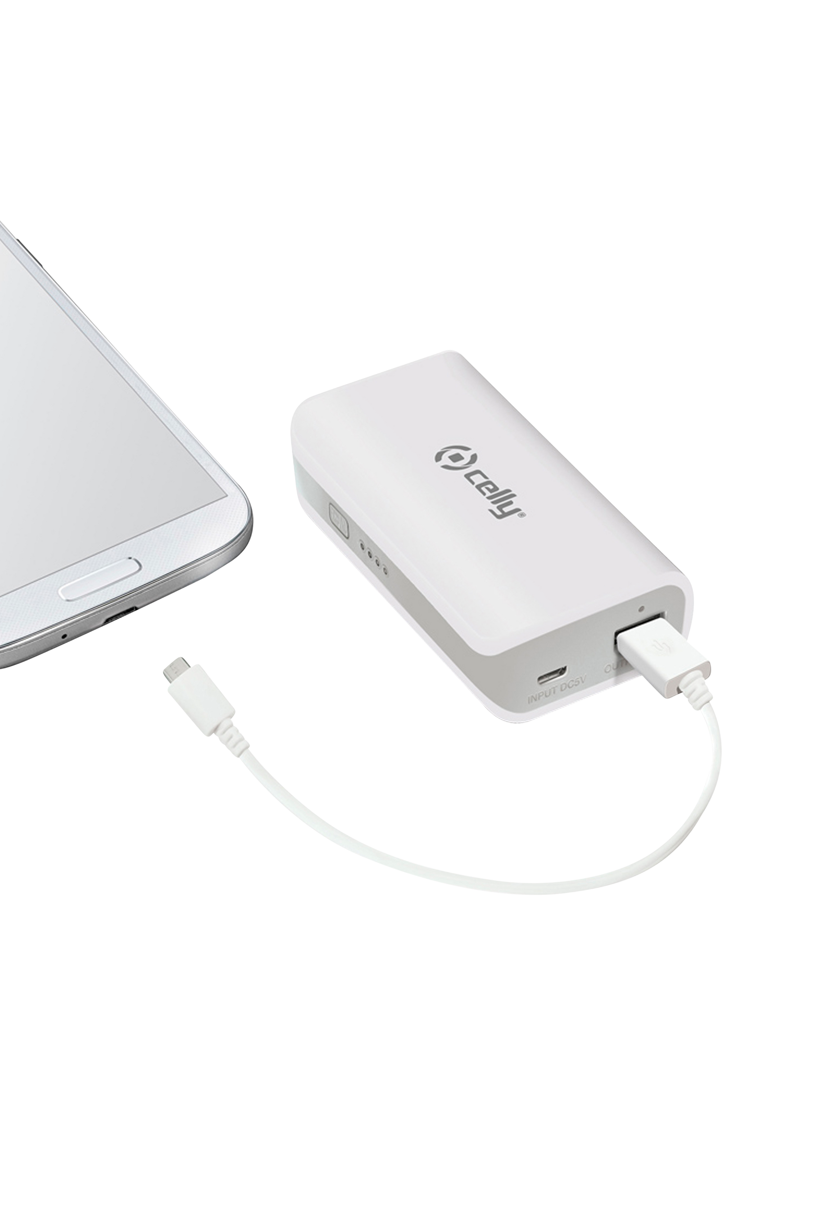 Power Bank 4000mAh 1A