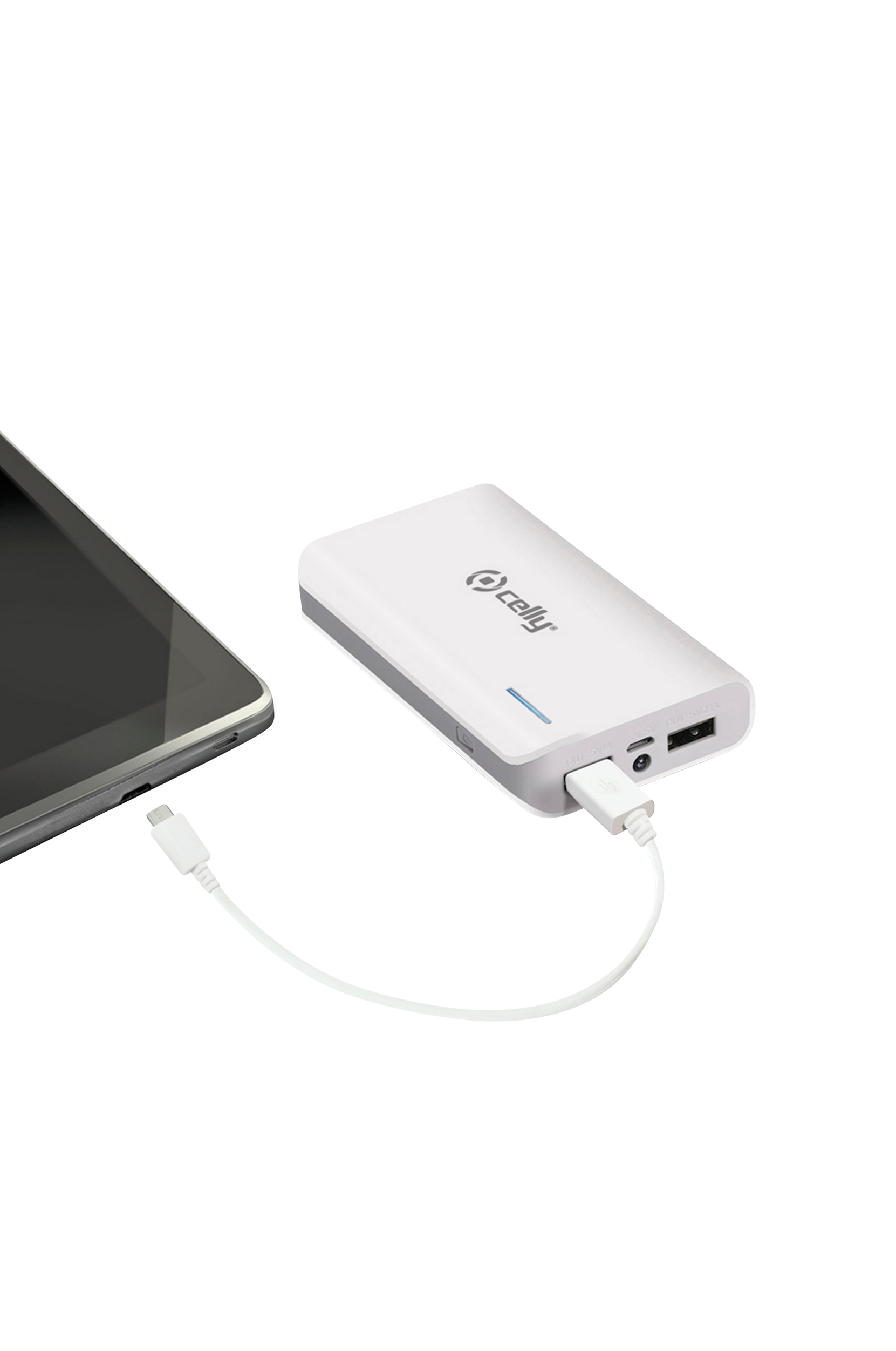 Power Bank 6000mAh 1x1A 1x2A