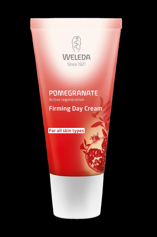 Pomegranate Firming Day Cream 30 ml Weleda Dagcreme til Kvinder i 30 ml