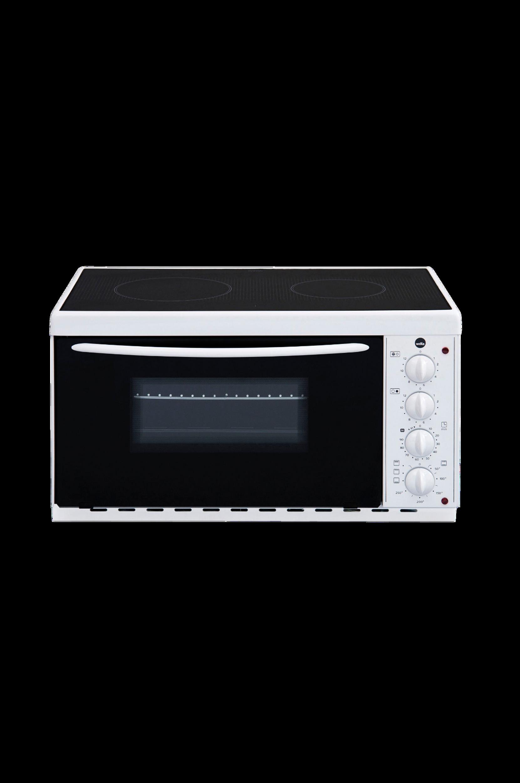 Pienoisliesi EMC-3000W, keraaminen keittotaso