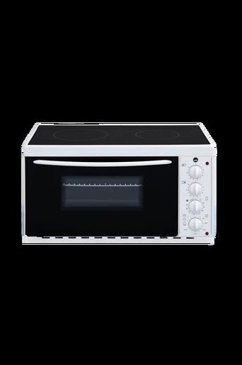 Pienoisliesi EMC 3000W, keraaminen keittotaso