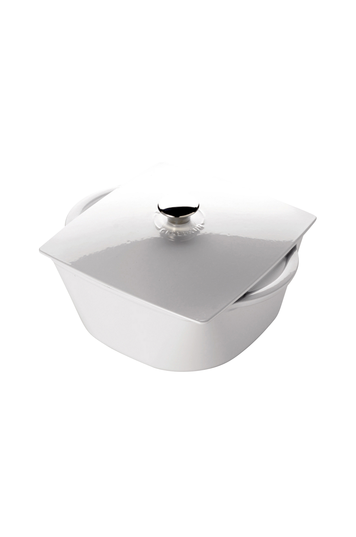 Carronde-pata 3,0 l, 20 cm, valkoinen (CH-322011)