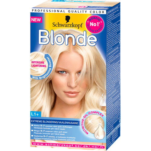 Blonde L1+ Extreme Light