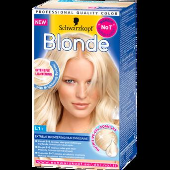 Blonde L1+ Extreme Light