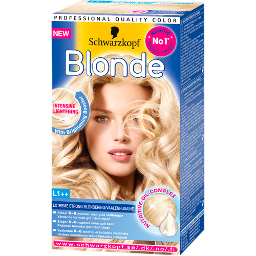 Blonde L1++ Extreme Strong