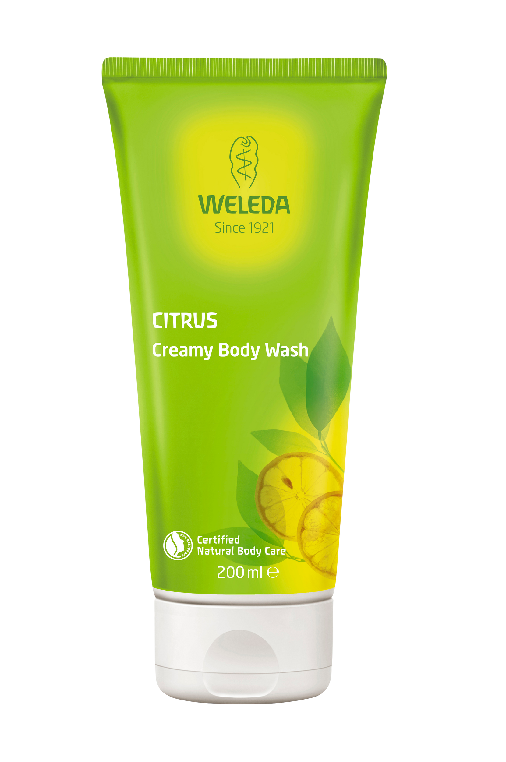 Body Wash 200ml, Citrus