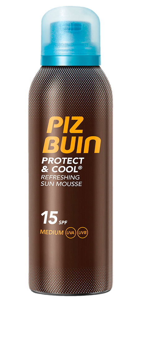 Protect & Cool Mousse Spf15
