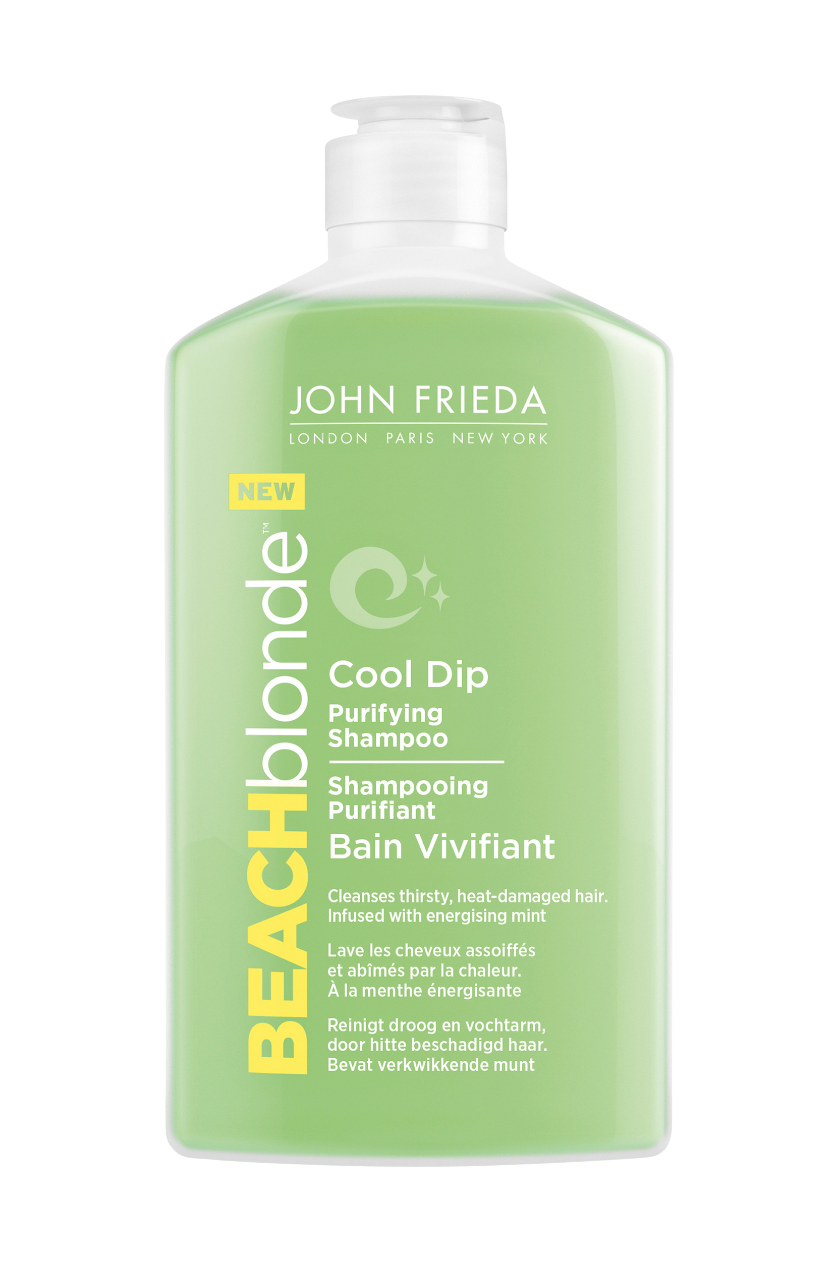 Jf Masterbrand Beach Blonde Cool Dip Purifying Shampoo 250ml