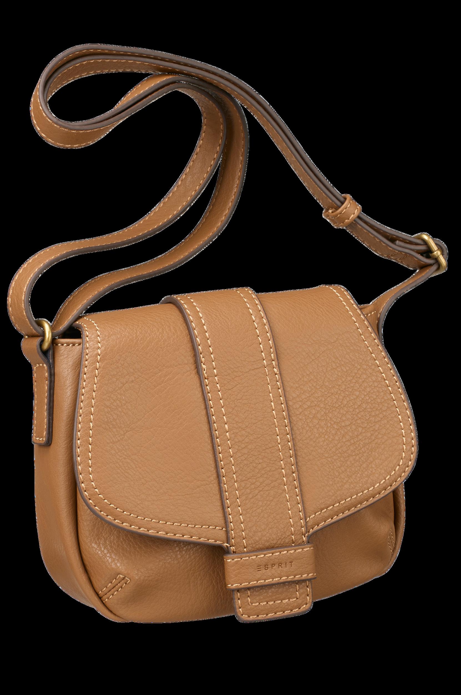 Taske med stikninger Esprit Tasker & kufferter til Kvinder i Brun