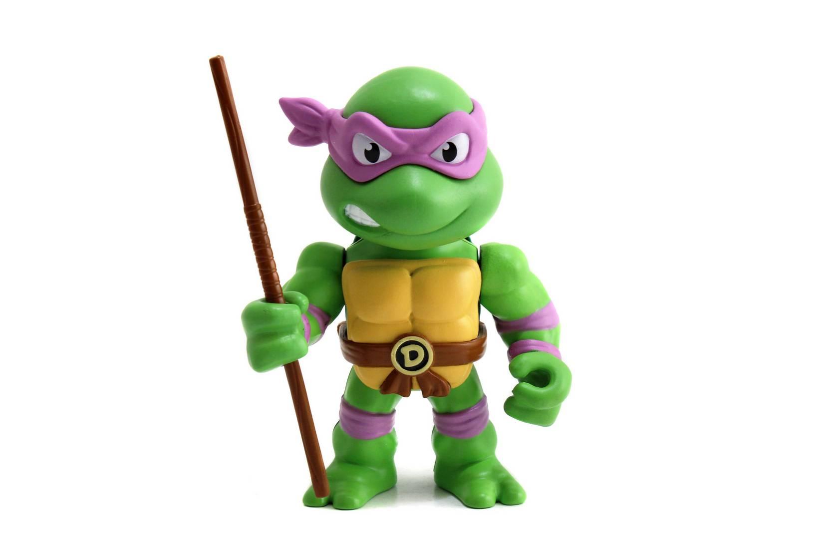 Donatello-toimintahahmo 10 cm