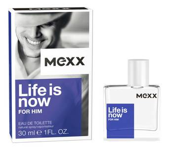 Life Is Now M Edt, 30 ml