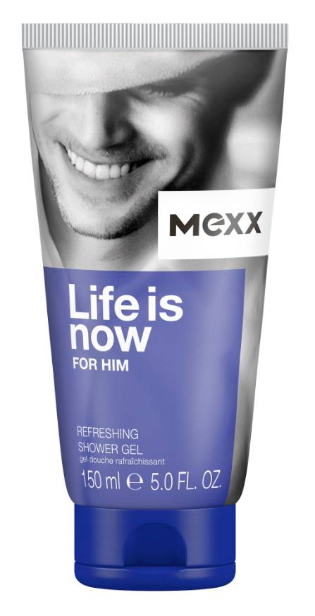 Life Is Now M Showergel 150 ml