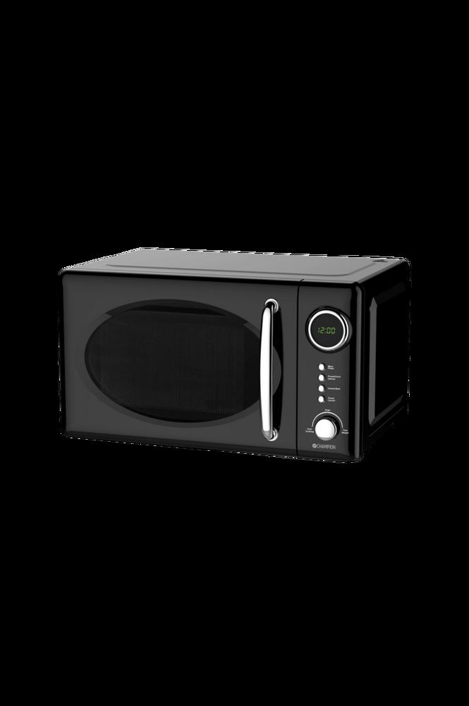 Mikrovågsugn 20l 700w Svart CHMW020