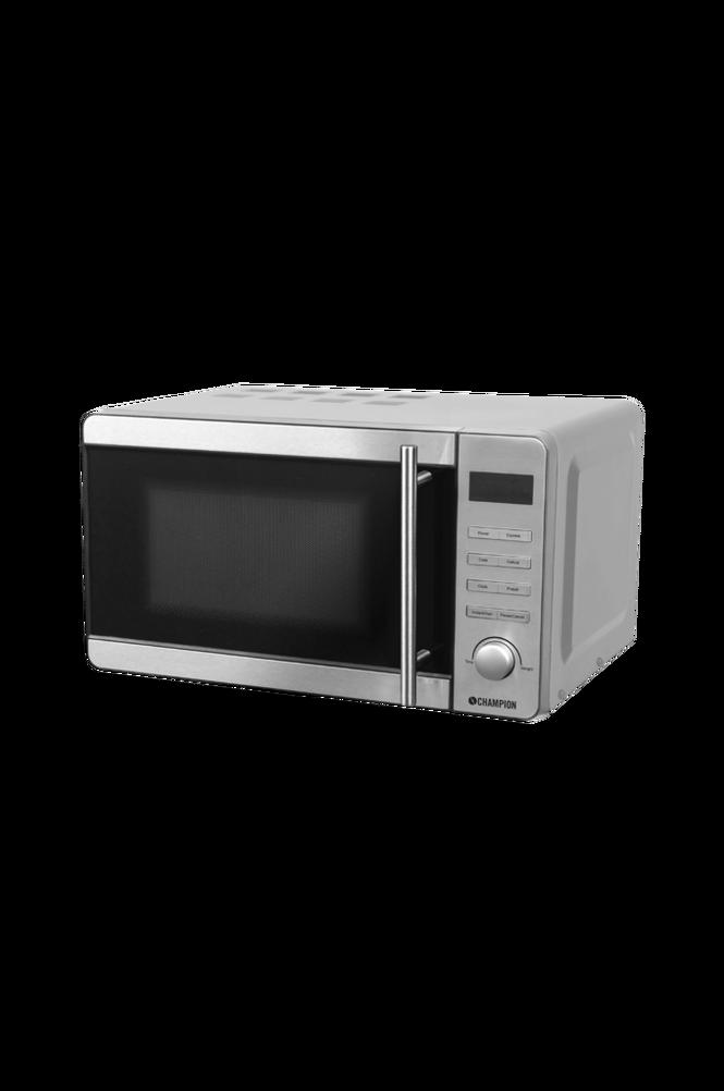 Mikrovågsugn 20l 700W Rostfri CHMW030